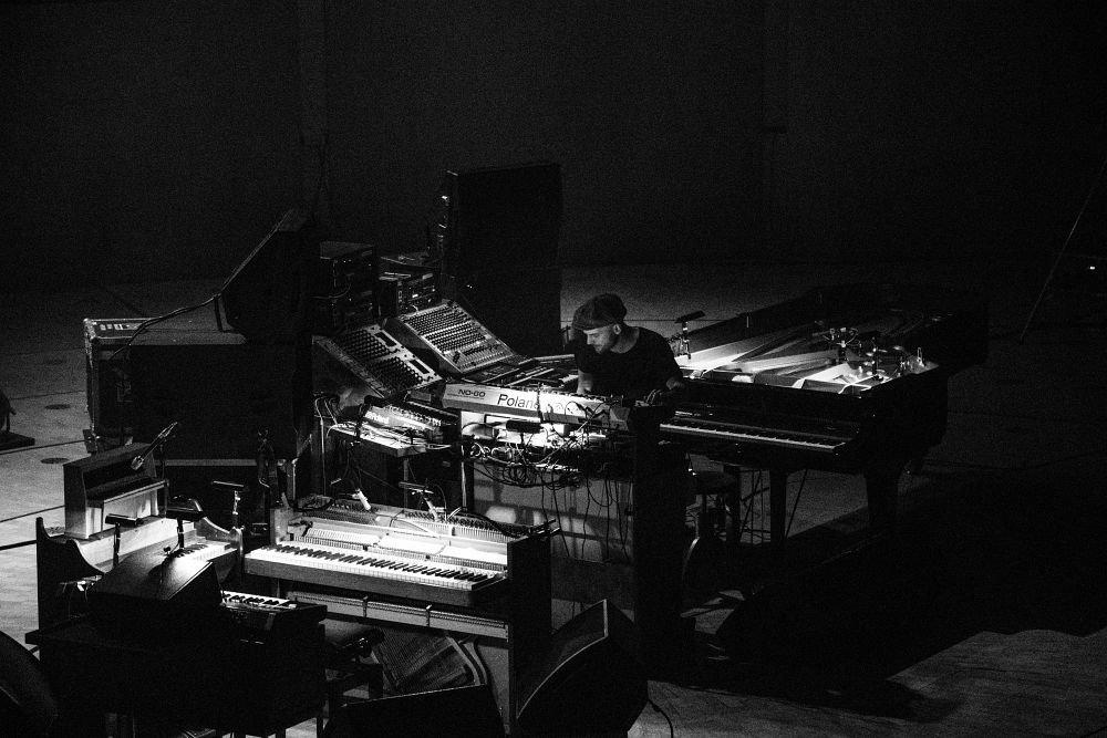 nils frahm - биография музыка концерты