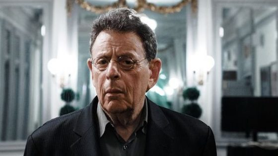 philip glass portrait